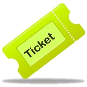 ticket for monet garden